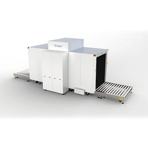 Large Cargo Screening X-ray scanner